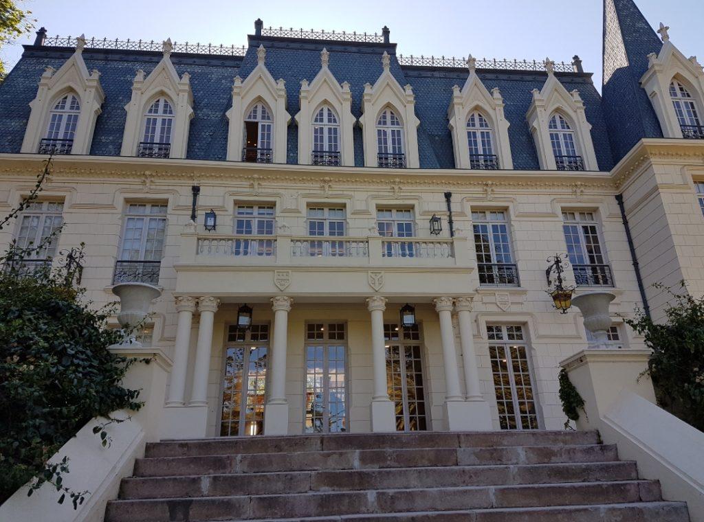 Te invitamos a conocer el Palacio Las Majadas de Pirque